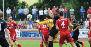 Die Weilheimer Fußballer blasen wieder zur Attacke.Foto: Markus Brändli