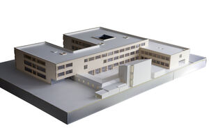 Modell - Rauner-Campus - Raunerschule