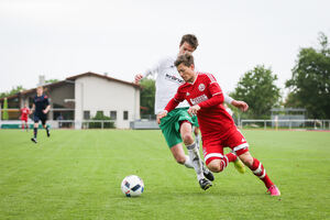 Nach Kurzeinsatz gegen Dorfmerkingen fest für die Startelf gegen Blaustein eingeplant: TSVW-Stürmer André Kriks. Foto: Ralf Just