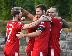 Mit einem Heimsieg am Sonntag gegen Waldstetten könnten Weilheims Landesligakicker einen Sprung nach vorne in der Tabelle machen.Foto: Markus Brändli
