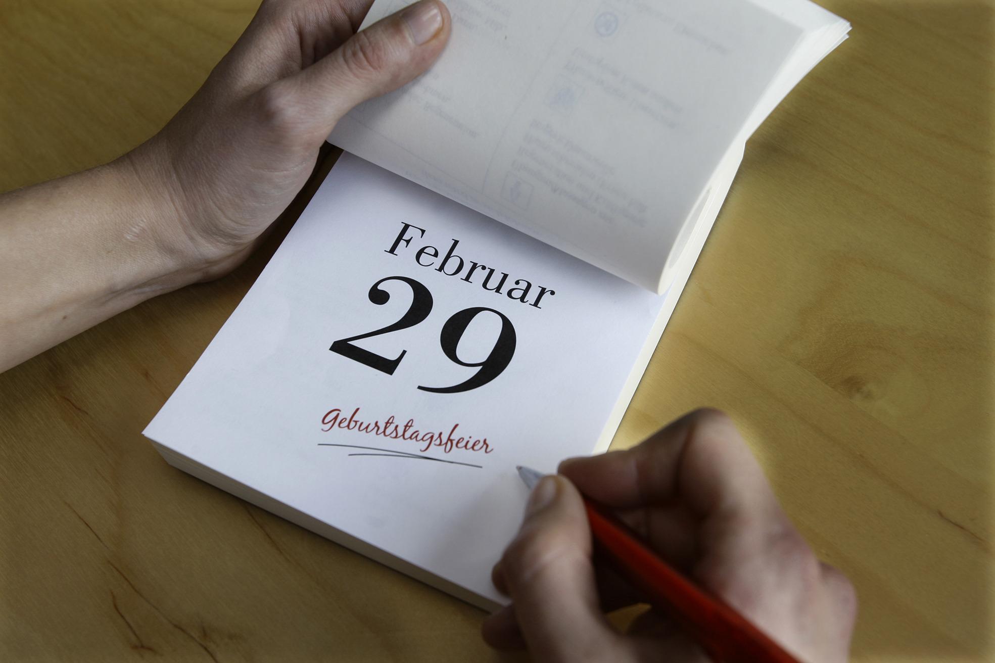 Geburtstagswunsche zum 29 februar