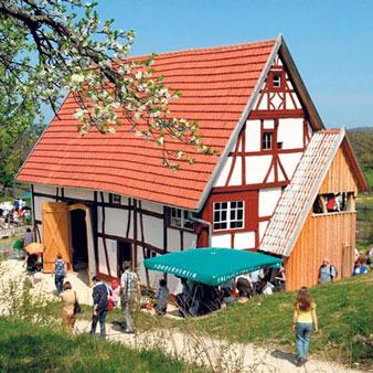 Beuren Museumsdorf