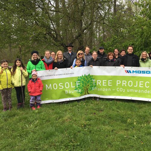 MOSOLF Tree Project 2017 Kirchheim