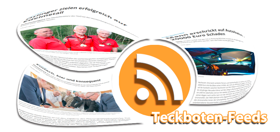 RSS-Feeds Teckbote