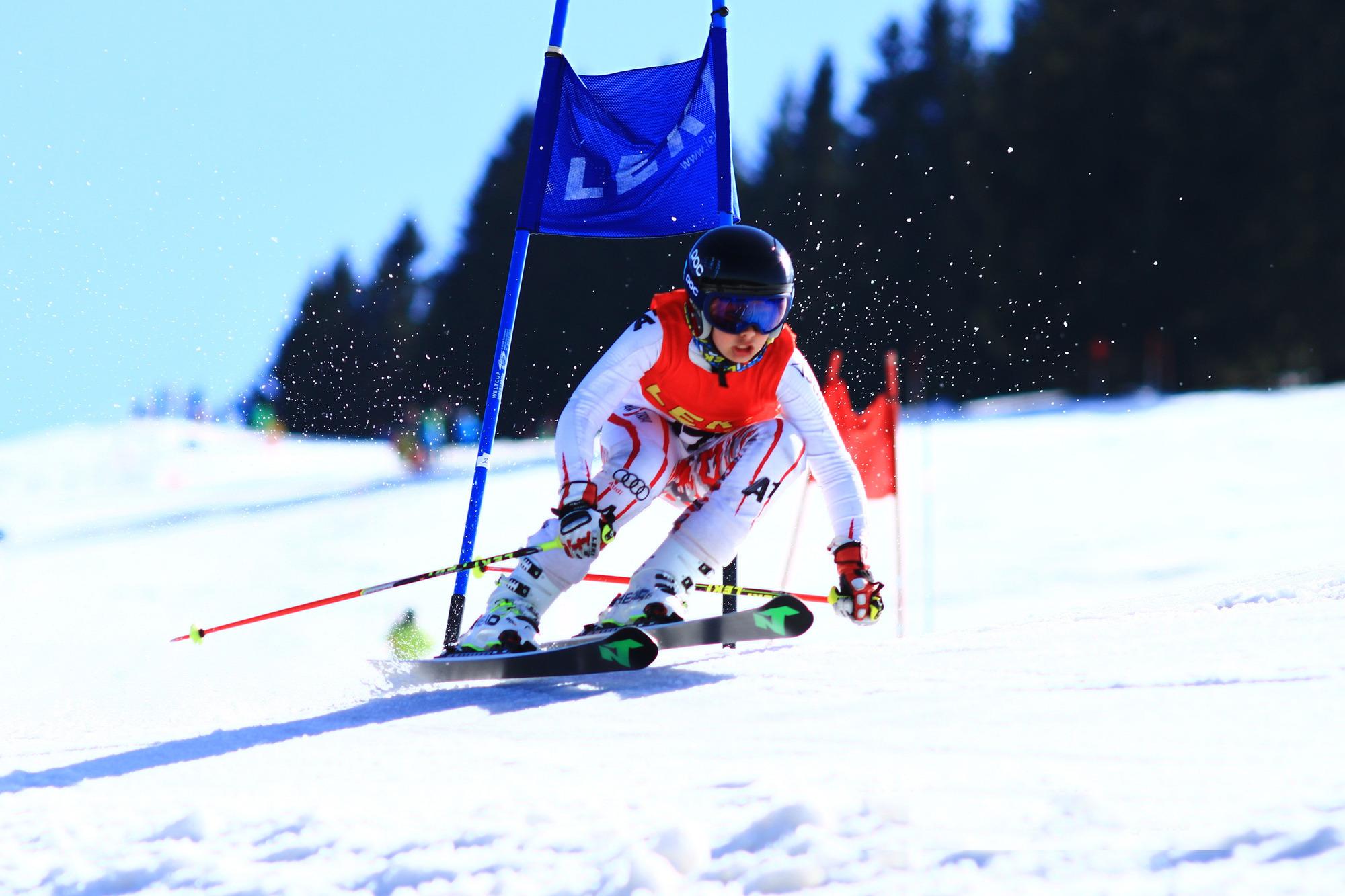 Wintersportler