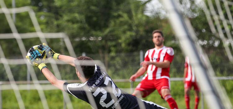 Für den TSV Weilheim beginnt die Landesligasaison am 19. August mit einem Heimspiel gegen den TSV Weilimdorf.Foto: Carsten Riedl