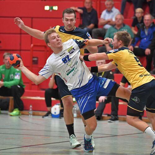 Handball Blaue Karte.Die Blaue Karte Im Handball Lokalsport Teckbote