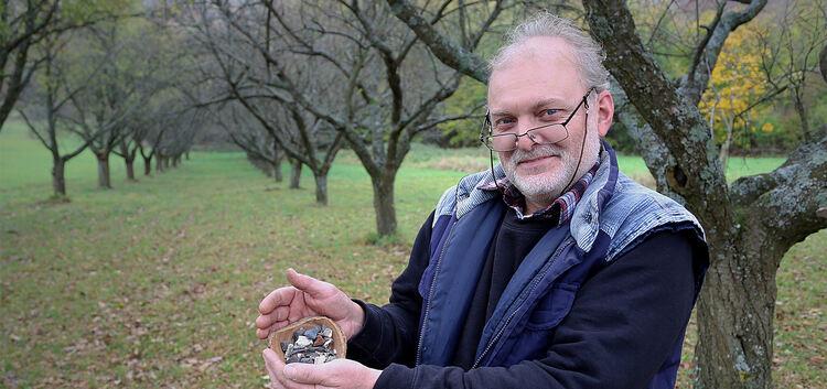 Der Albforscher Franz Weiss glaubt, dass damals Kulturgegenstände gefunden wurden, die dem Sibyllenschatz zugeschrieben wurden.