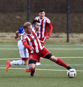 Simon Kottmann und der TSV Weilheim dürfen auf eine erfolgreichere zweite Saisonhälfte in der Landesliga hoffen.Foto: Markus Brändli