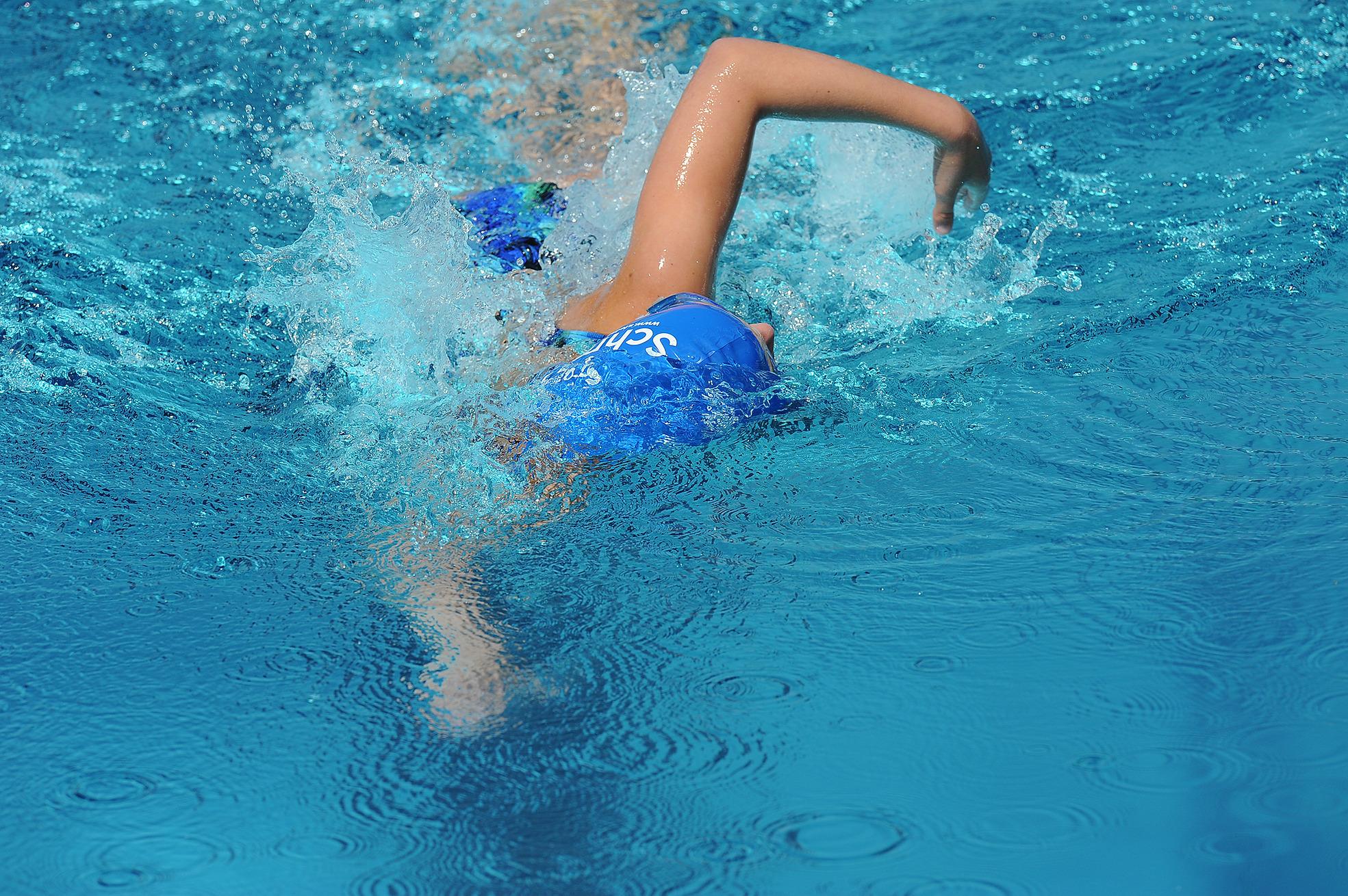 Felle Wegschwimmen