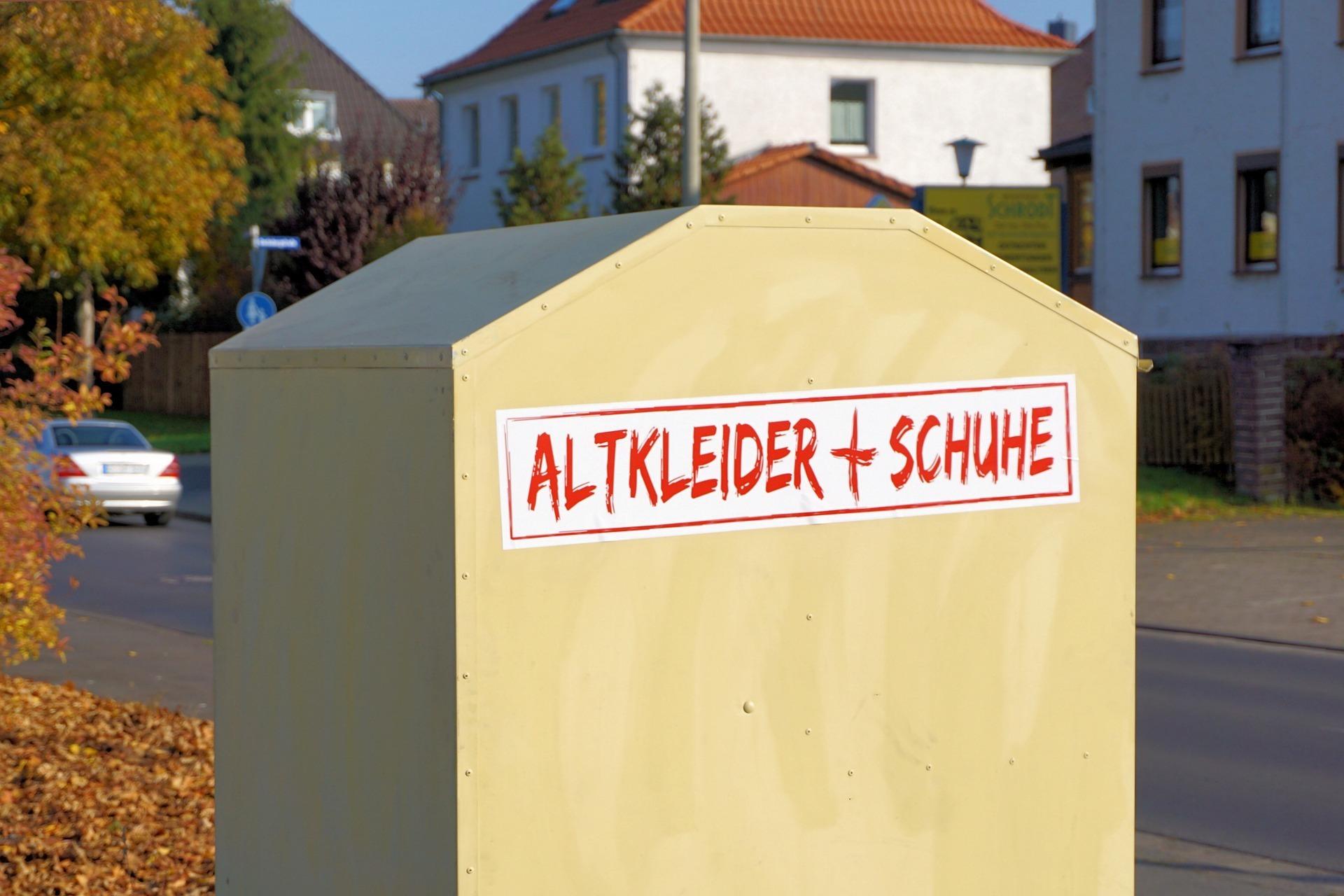 Drk Sammelt Alte Kleider Weilheim Und Umgebung Teckbote