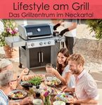Lifestyle am Grill