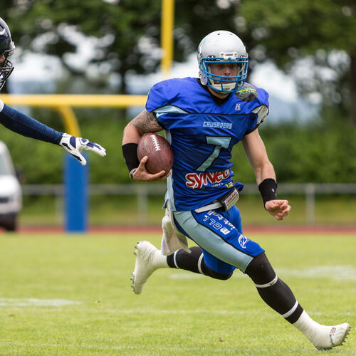Football, Albershausen Crusaders