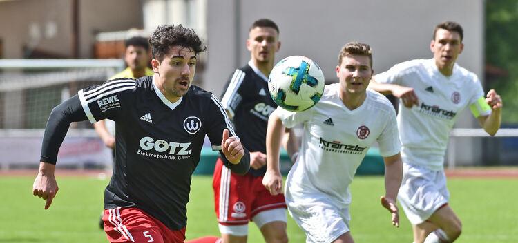 Nach nur einem Jahr verlässt Stürmer Matteo Stefania die Weilheimer in Richtung TSV Oberensingen. Foto: Markus Brändli