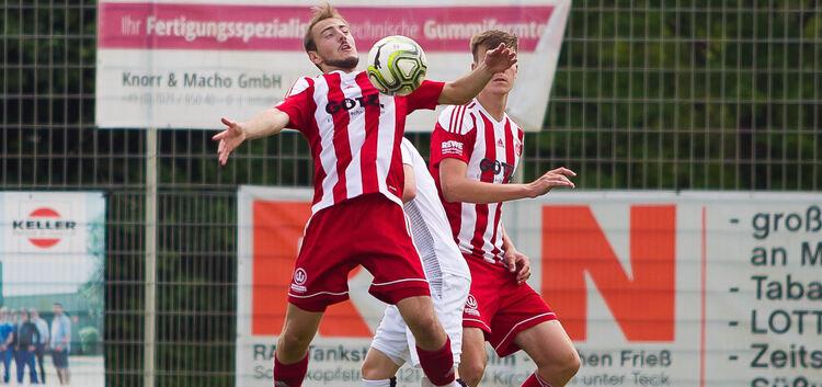 er TSV Weilheim wurde in Jesingen Zweiter. Foto: Silviani