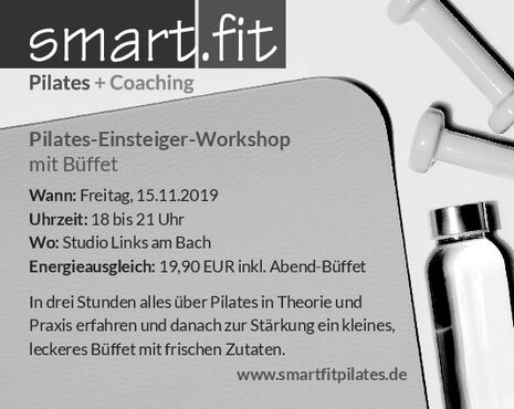Pilates Einsteiger Workshop