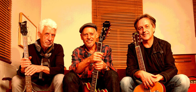 Das Blues-Trio. Foto: pr