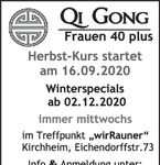 Herbst 20 Qi Gong