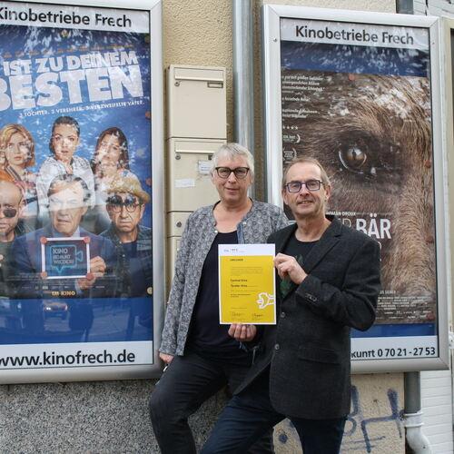 Kinobetriebe Frech Kirchheim Unter Teck