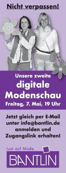 Digitale Modeschau