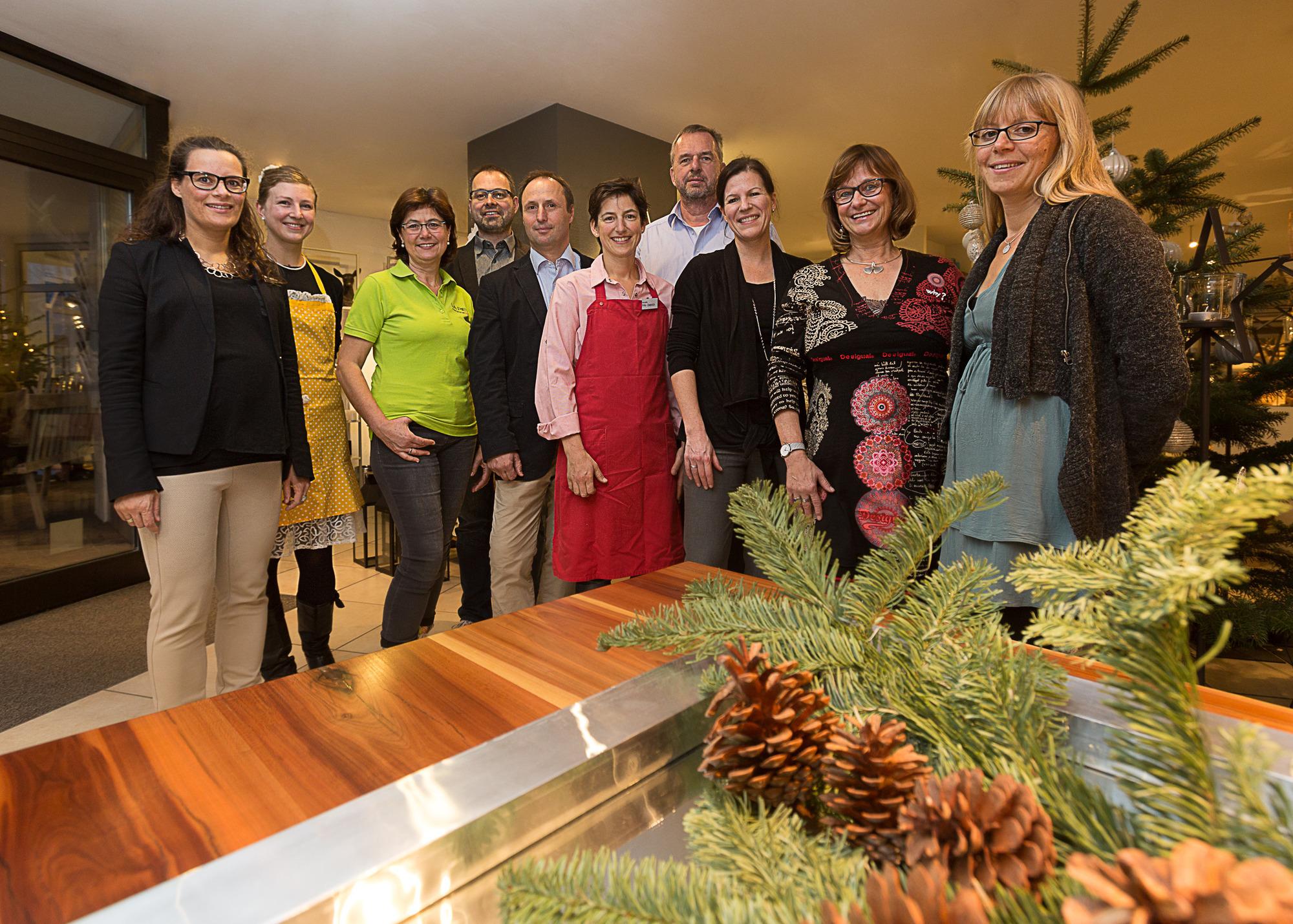 Weihnachtsküche und Blüten(t)räume - Serie Weihnachtsaktion ...