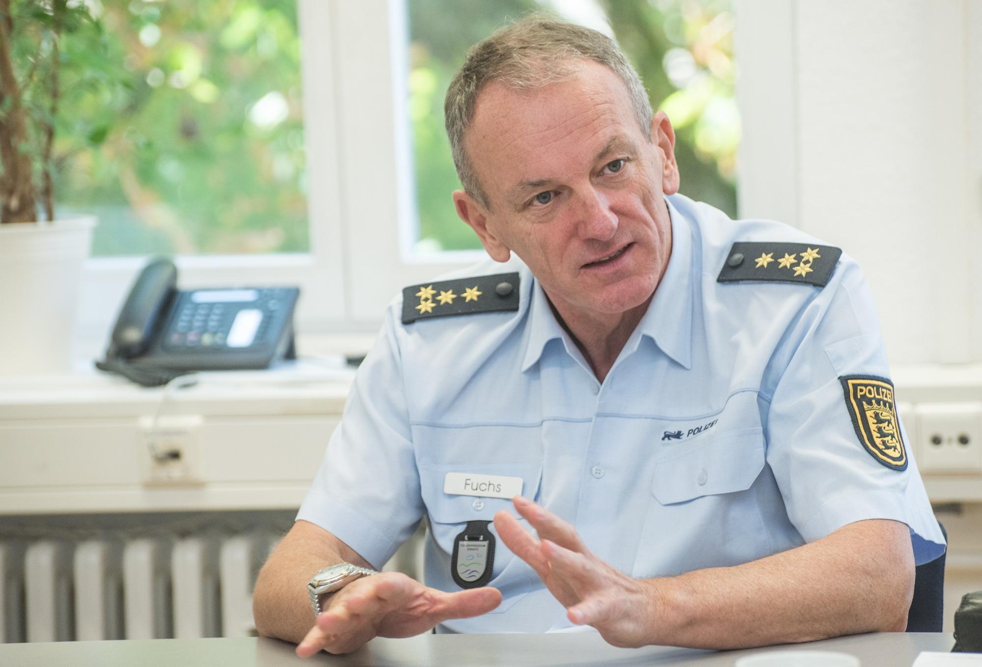 polizeischule göppingen